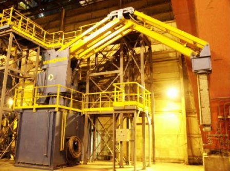 Monocon EAF furnace monocator case 3