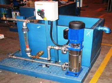 Monocon EAF monocator water pump