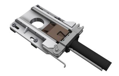 Monocon chop gate normal operation