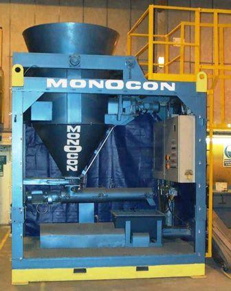 Monocon tundish spray systems 5