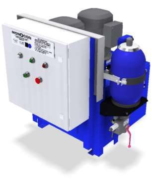 Monocon MSTM V2 hydraulic power pack