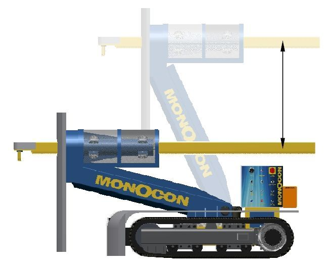 Monocon monocator mobile design